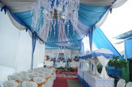 Resepsi Pernikahan di Rumah, Hemat dan Mewah